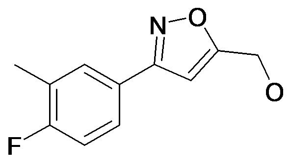 [3-(4-Fluoro-3-methyl-phenyl)-isoxazol-5-yl]-methanol