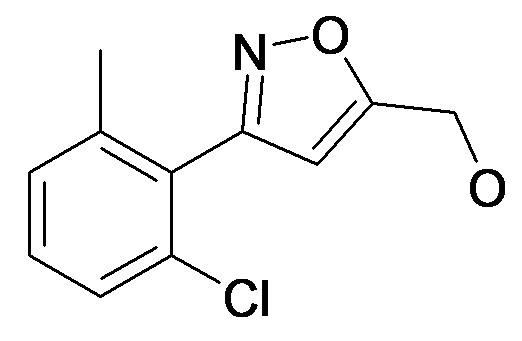 [3-(2-Chloro-6-methyl-phenyl)-isoxazol-5-yl]-methanol