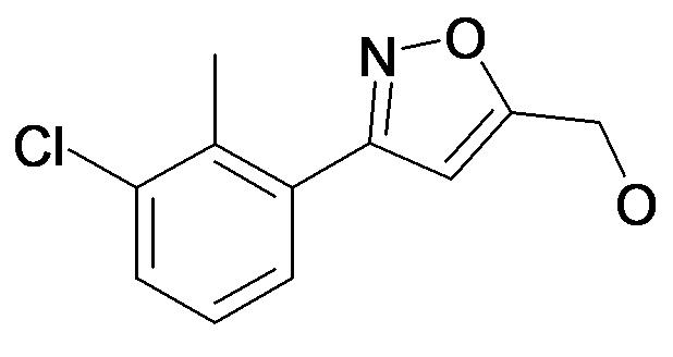 [3-(3-Chloro-2-methyl-phenyl)-isoxazol-5-yl]-methanol