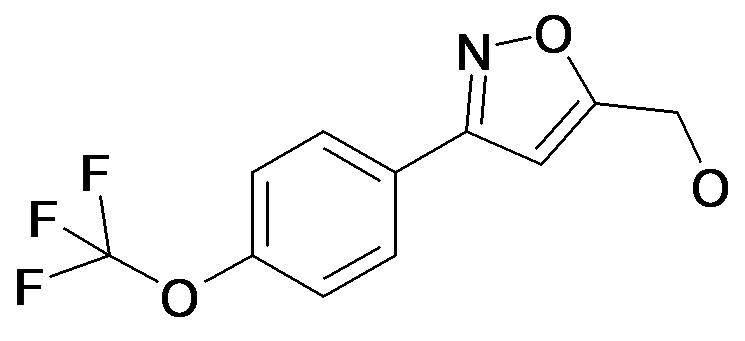 [3-(4-Trifluoromethoxy-phenyl)-isoxazol-5-yl]-methanol