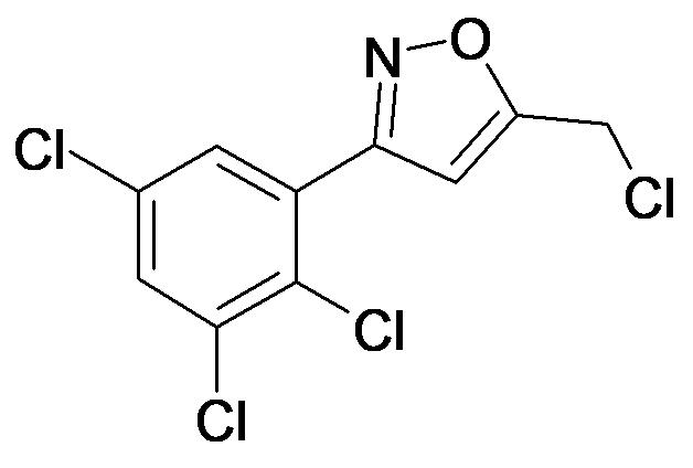 5-Chloromethyl-3-(2,3,5-trichloro-phenyl)-isoxazole