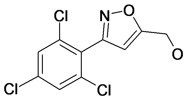 [3-(2,4,6-Trichloro-phenyl)-isoxazol-5-yl]-methanol