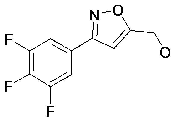 [3-(3,4,5-Trifluoro-phenyl)-isoxazol-5-yl]-methanol