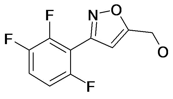 [3-(2,3,6-Trifluoro-phenyl)-isoxazol-5-yl]-methanol