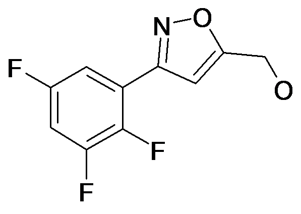 [3-(2,3,5-Trifluoro-phenyl)-isoxazol-5-yl]-methanol