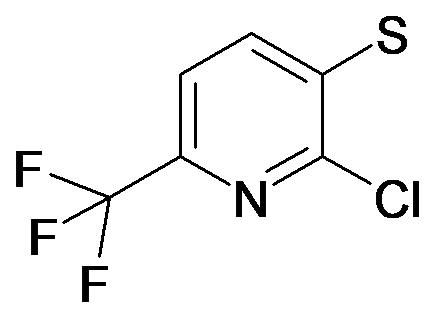 2-Chloro-6-trifluoromethyl-pyridine-3-thiol