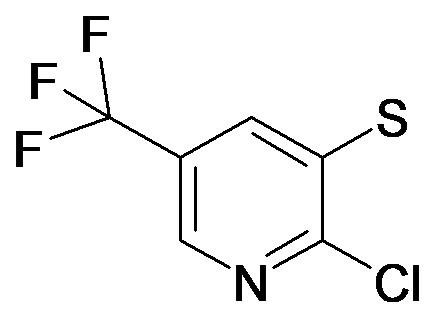 2-Chloro-5-trifluoromethyl-pyridine-3-thiol