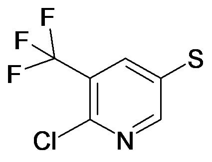6-Chloro-5-trifluoromethyl-pyridine-3-thiol