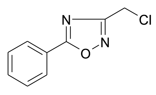 3-Chloromethyl-5-phenyl-[1,2,4]oxadiazole
