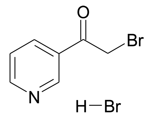 3-(2-Bromoacetyl)pyridine hydrobromide