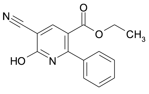 Ethyl 5-cyano-6-hydroxy-2-phenylnicotinate
