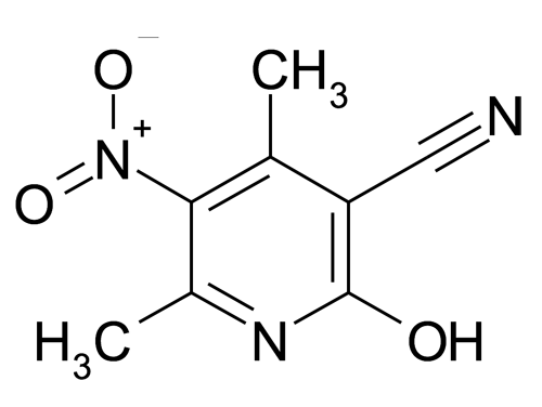 2-Hydroxy-4,6-dimethyl-5-nitronicotinonitrile