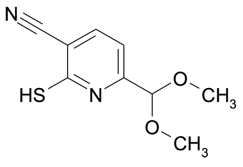 6-Dimethoxymethyl-2-mercapto-nicotinonitrile