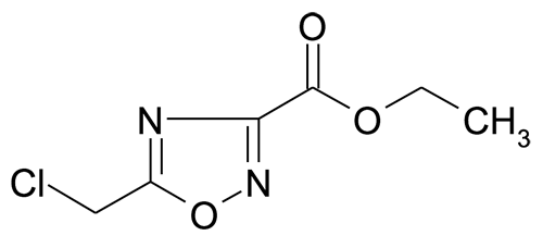 Ethyl 5-chloromethyl-[1,2,4]oxadiazole-3-carboxylate