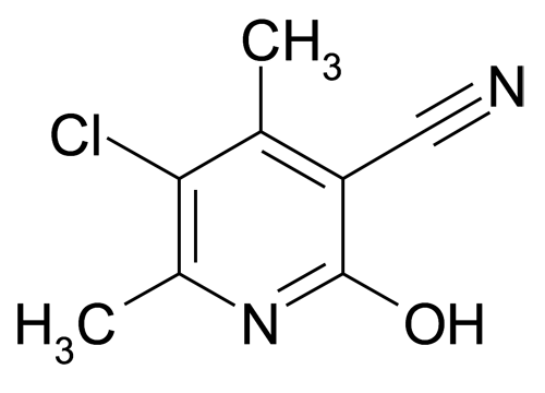5-Chloro-2-hydroxy-4,6-dimethyl-nicotinonitrile