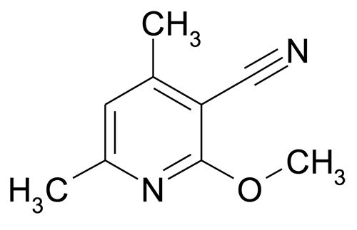 2-Methoxy-4,6-dimethylnicotinonitrile