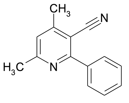 4,6-Dimethyl-2-phenyl-nicotinonitrile