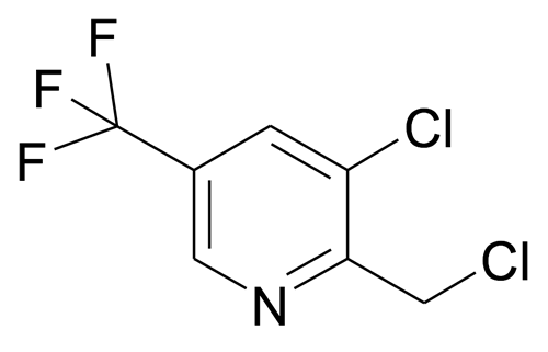 3-Chloro-2-chloromethyl-5-(trifluoromethyl)pyridine