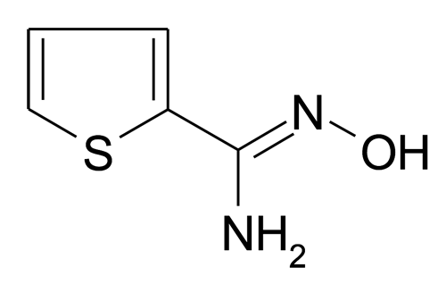 Thiophene-2-carboxamidoxime