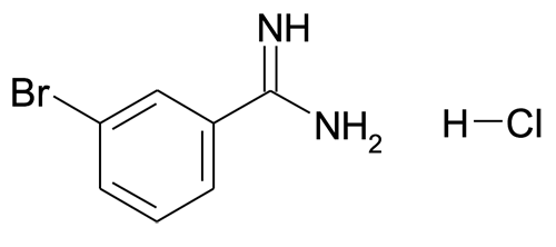 3-Bromobenzamidine hydrochloride