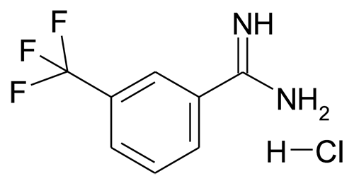 3-Trifluoromethylbenzamidine hydrochloride