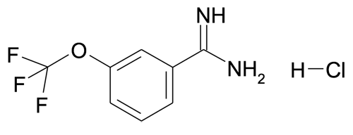 3-(Trifluoromethoxy)benzamidine hydrochloride