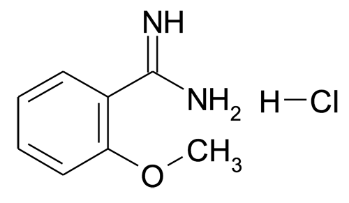 2-Methoxy-benzamidine; hydrochloride