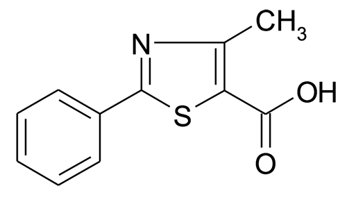 33763-20-1 | MFCD00141955 | 4-Methyl-2-phenyl-thiazole-5-carboxylic acid | acints