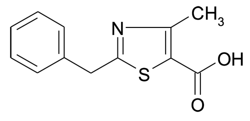 2-Benzyl-4-methylthiazole-5-carboxylic acid