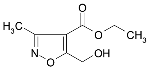 Ethyl 5-hydroxymethyl-3-methylisoxazole-4-carboxylate