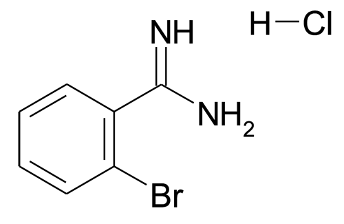 2-Bromobenzamidine hydrochloride