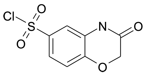 3-Oxo-3,4-dihydro-2H-benzo[1,4]oxazine-6-sulfonyl chloride