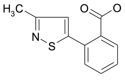 2-(3-Methyl-isothiazol-5-yl)-benzoic acid