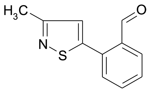 2-(3-Methyl-isothiazol-5-yl)-benzaldehyde