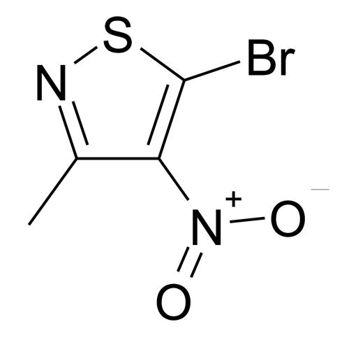 5-Bromo-3-methyl-4-nitro-isothiazole