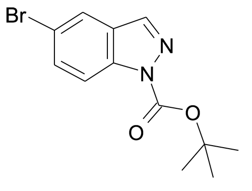 5-Bromo-indazole-1-carboxylic acid tert-butyl ester