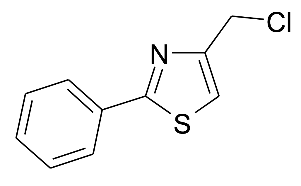 4-Chloromethyl-2-phenyl-thiazole