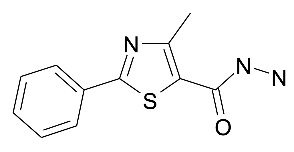 4-Methyl-2-phenyl-thiazole-5-carboxylic acid hydrazide