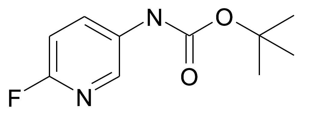(6-Fluoro-pyridin-3-yl)-carbamic acid tert-butyl ester