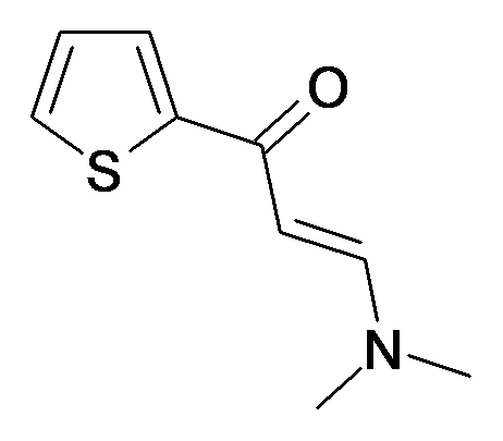 (E)-3-Dimethylamino-1-thiophen-2-yl-propenone