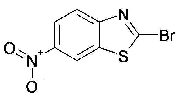 2-Bromo-6-nitro-benzothiazole