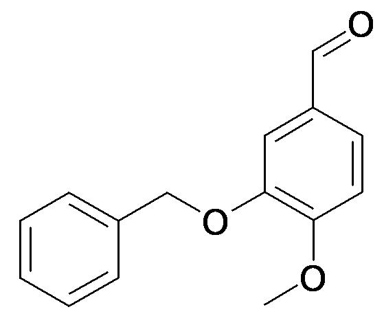 3-Benzyloxy-4-methoxy-benzaldehyde