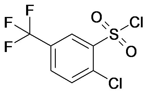 2-Chloro-5-trifluoromethyl-benzenesulfonyl chloride