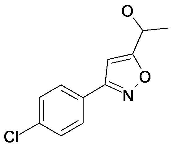 1-[3-(4-Chloro-phenyl)-isoxazol-5-yl]-ethanol