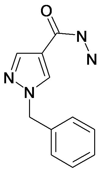 1-Benzyl-1H-pyrazole-4-carboxylic acid hydrazide
