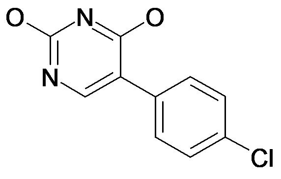 5-(4-Chloro-phenyl)-pyrimidine-2,4-diol