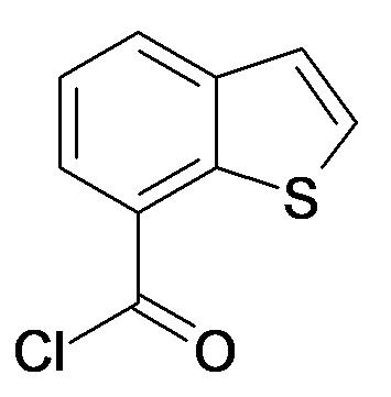 Benzo[b]thiophene-7-carbonyl chloride