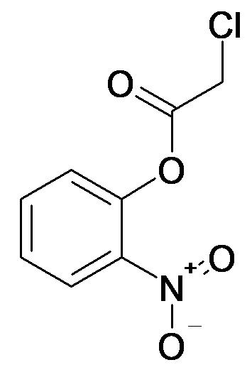 Chloro-acetic acid 2-nitro-phenyl ester