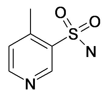 4-Methyl-pyridine-3-sulfonic acid amide