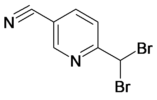 6-Dibromomethyl-nicotinonitrile